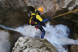Full-Day Canyoning Tour
