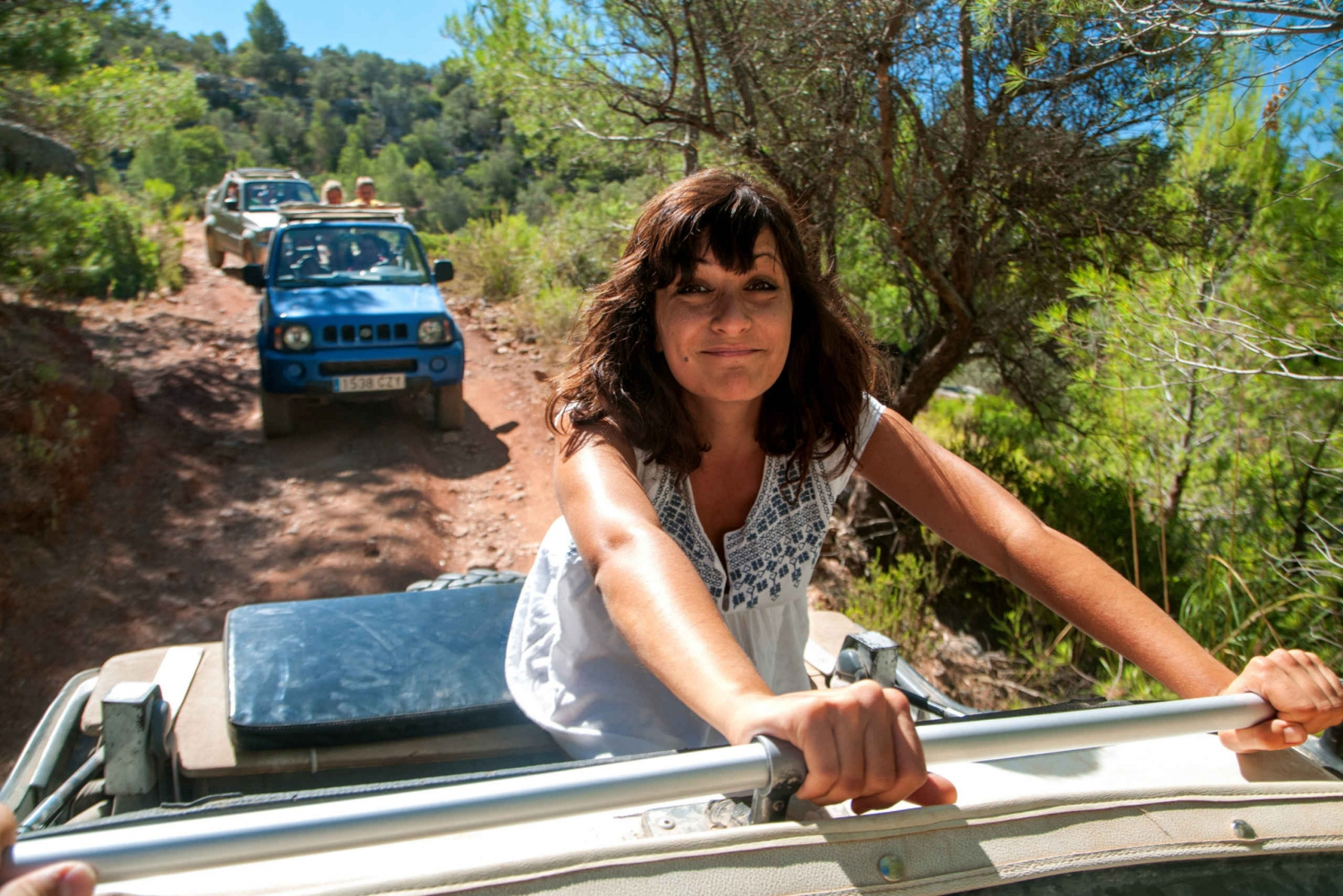 Full-Day Jeep Offroading in the Mountains of Mallorca