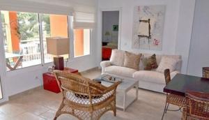 Garden apartment 1145