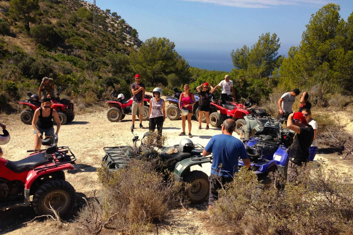 Guided Quad Tour in Mallorca