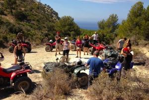 Guided Quad Tour in Mallorca