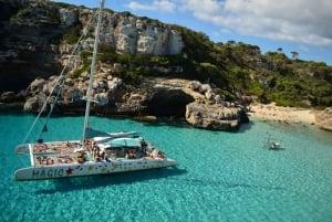 Half-Day Catamaran Cruise to Es Trenc