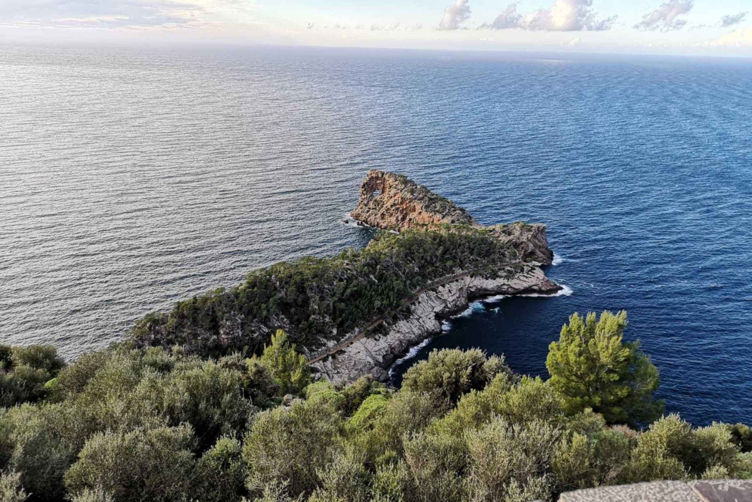 Half Day Hiking Tour at the Foot of the Tramuntana Mountains
