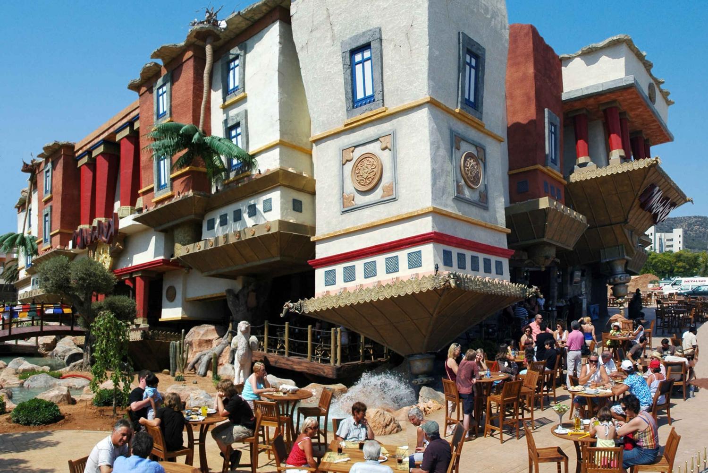 Katmandu Adventure Park in Palma de Mallorca