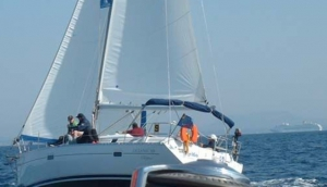 K.P. Winter Yacht Charter