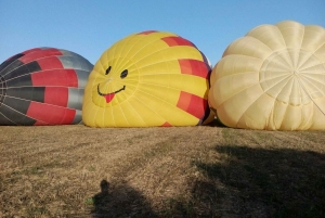 Mallorca: 1-Hour Hot Air Balloon Flight