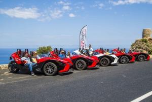 Mallorca: 2.5 or 4.5-Hour Formula Car Tour