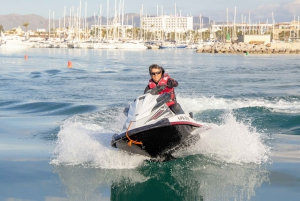 Mallorca: 25-Minute Puerto Alcudia Jet Ski Adventure