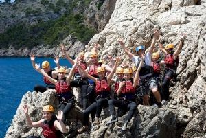 Mallorca: 4-Hour Cliff Jumping Adventure
