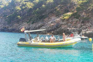 Mallorca : Blue Cave Boat Tour with Snorkeling