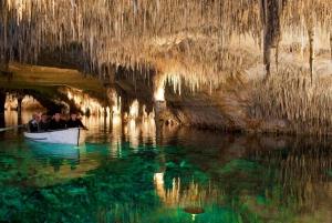 Mallorca: Cuevas del Drach Half-Day Guided Tour