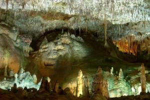 Mallorca: East Coast, Caves of Hams Tour