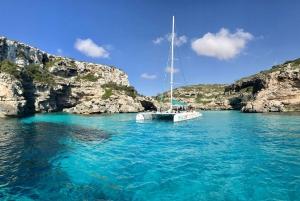 Mallorca: Half-Day Catamaran Cruise to Es Trenc