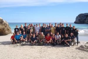 Mallorca: Half-Day Sea Caving Adventure