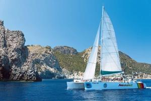 Mallorca: North Coast Catamaran Cruise with Lunch