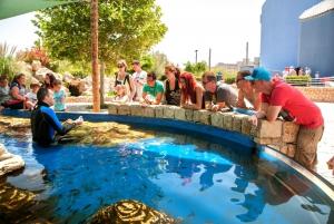 Mallorca: Palma Aquarium Ticket & optional Aquadome Ticket