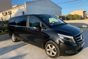 Mallorca: Private Airport Transfer to/from Port d´Alcudia.