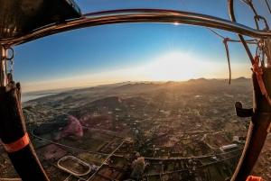 Mallorca: Private Hot Air Balloon Ride