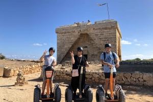Mallorca: Punta de n'amer Nature Park Off-Road Segway Tour