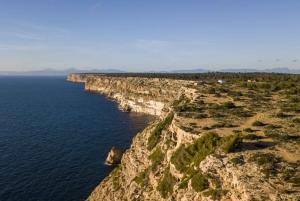 Mallorca: Self-Drive Tour to Salt Marshes & Southern Cliffs