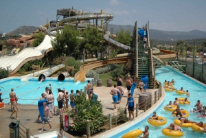 Mallorca: Western Park Water Park with Hotel Pickup