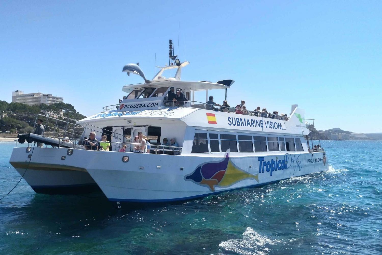 Mallorca's Coast and Malgrats Islands: 2-Hour Boat Trip