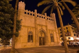 Old Town Tour of Palma and Tapas Bar by Night
