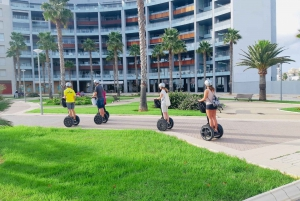 Palma: 1-Hour Guided Sightseeing Segway Tour