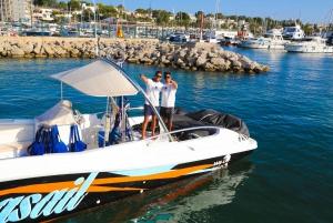 Palma Bay: Parasailing Experience