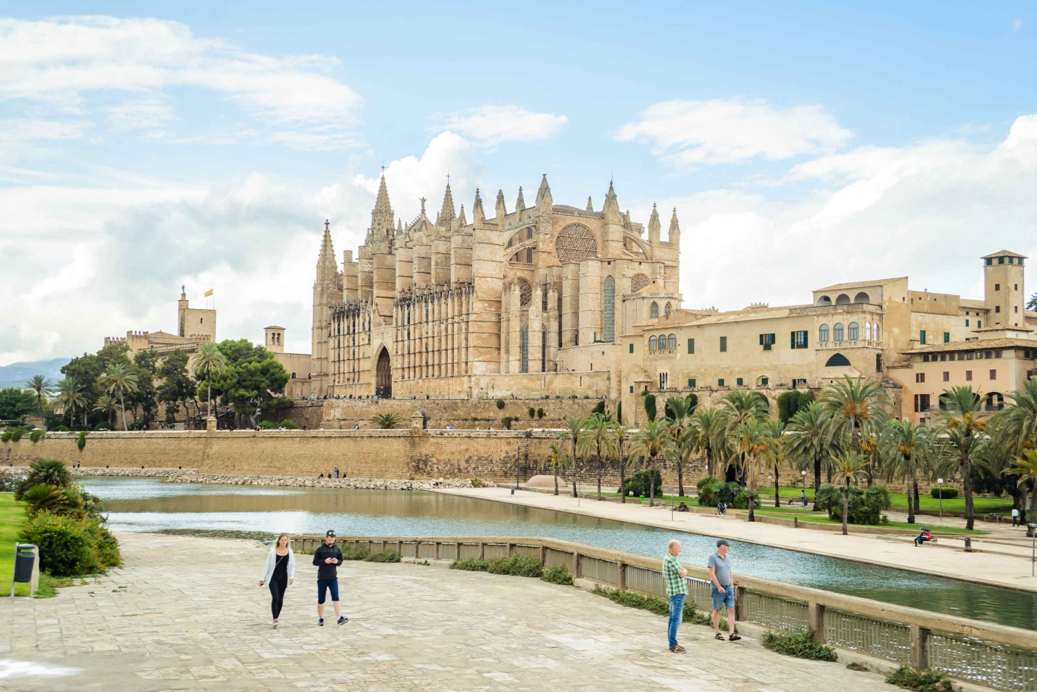 Palma Cathedral & Diocese Museum Fast Entry Ticket