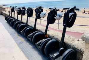 Palma: City Highlights and Seafront Segway Tour
