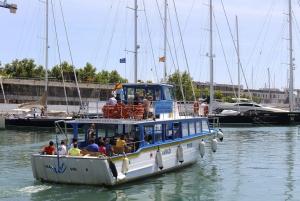 Palma de 1-Hour Sightseeing Boat Tour