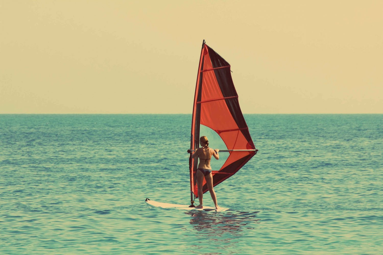 Palma de 2-Hour Windsurfing Beginner's Lesson
