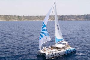 Palma de Catamaran Sailing Tour with Lunch