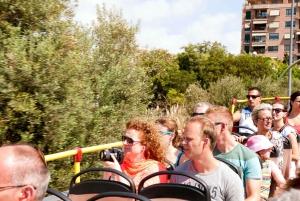 Palma de Mallorca: 24 or 48-Hour Hop-On Hop-Off Bus Tour