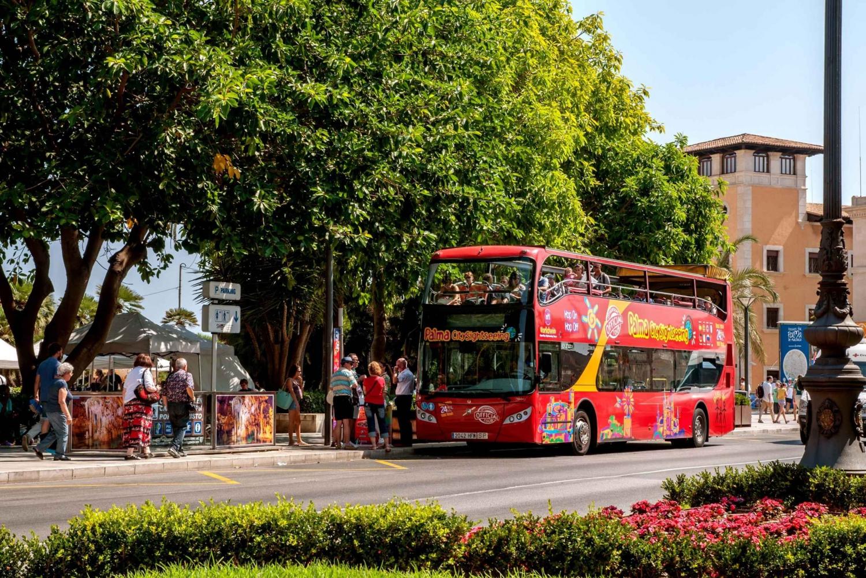 Palma de Mallorca Hop-On Hop-Off Bus Tour