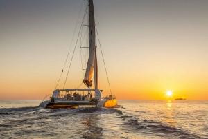 Palma de Mallorca: Luxury Catamaran Tour with Buffet Meal