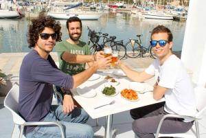 Palma de Mallorca Old Town Guided Bike Tour and Tapas
