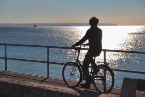 Palma de Mallorca Old Town Guided Bike Tour