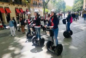 Palma de Mallorca: Panoramic Segway Tour