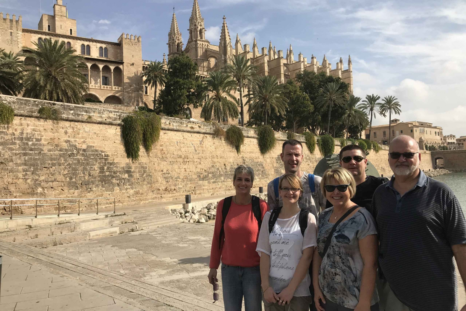 Palma Old Town, Delicious Paella and Boat trip