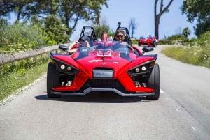 Peguera: 4.5-Hour Formula Tour to Sa Foradada