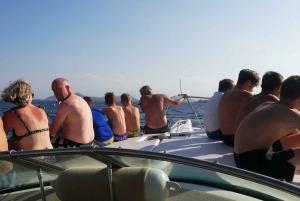 Port de Pollença: Bay of Pollença 2 or 4-Hour Boat Excursion
