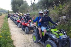 Quad Adventure Tour with Cliff Jumping