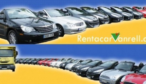 Rent a Car Vanrell