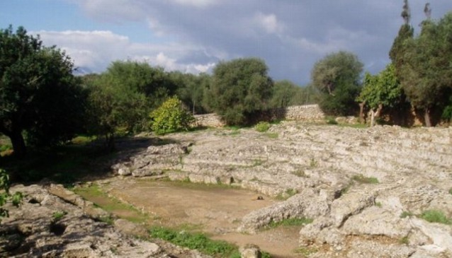 Roman city of Pollentia