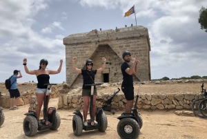 Sa Coma: Off-Road Segway Tour to Castell Punta de n'Amer