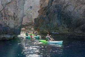Santa Ponsa: 3-Hour Marine Reserve Kayak Tour