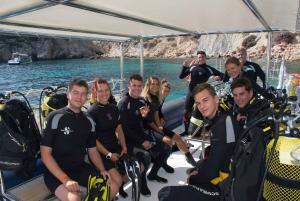 Santa Ponsa: Try Scuba Diving in a Marine Reserve