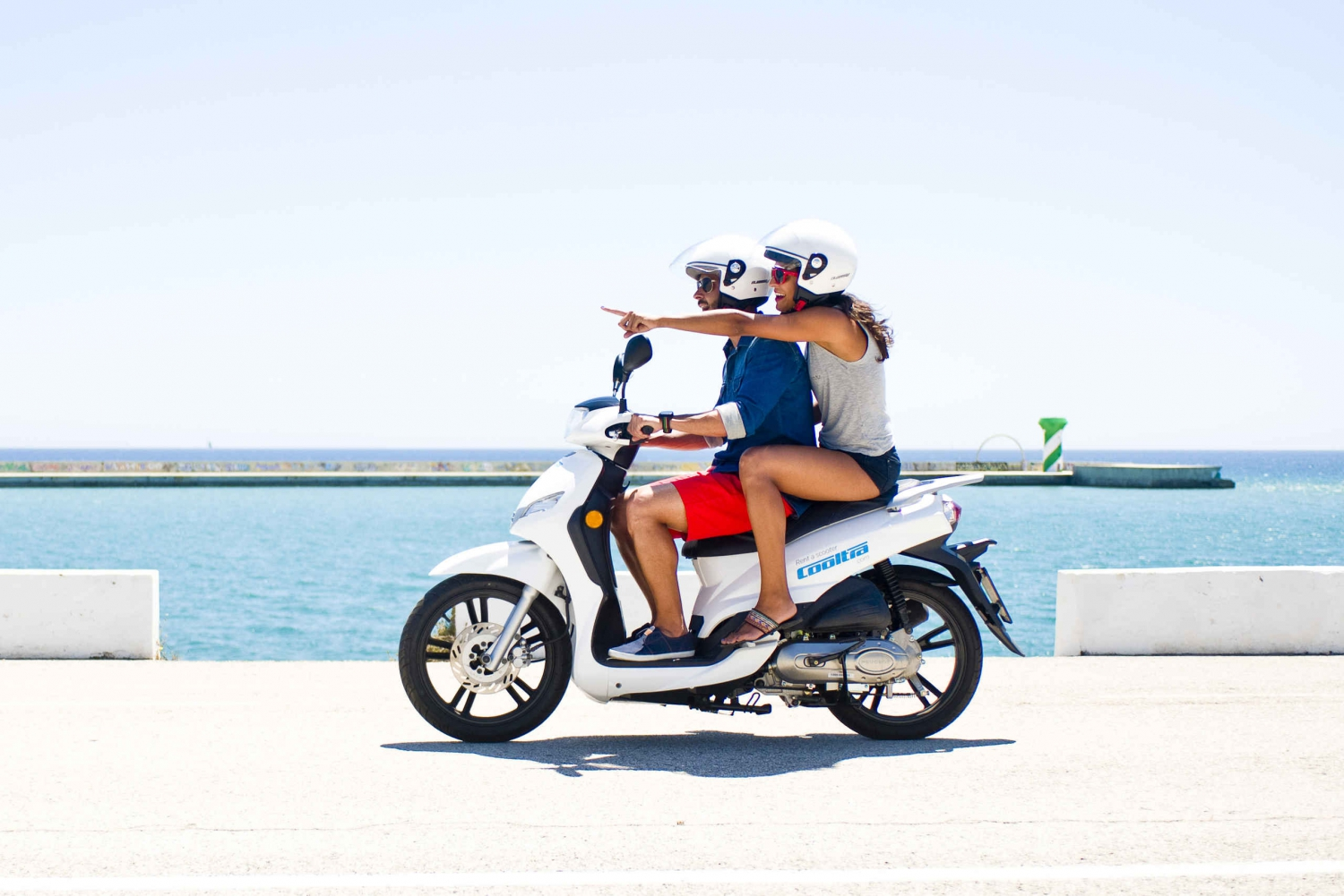 Scooter Rental in Mallorca